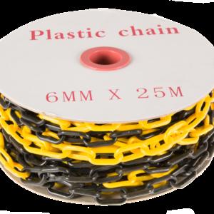 łańcuch plastikowy